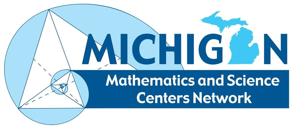 Logo of the Michigan Math and Science Centers Network